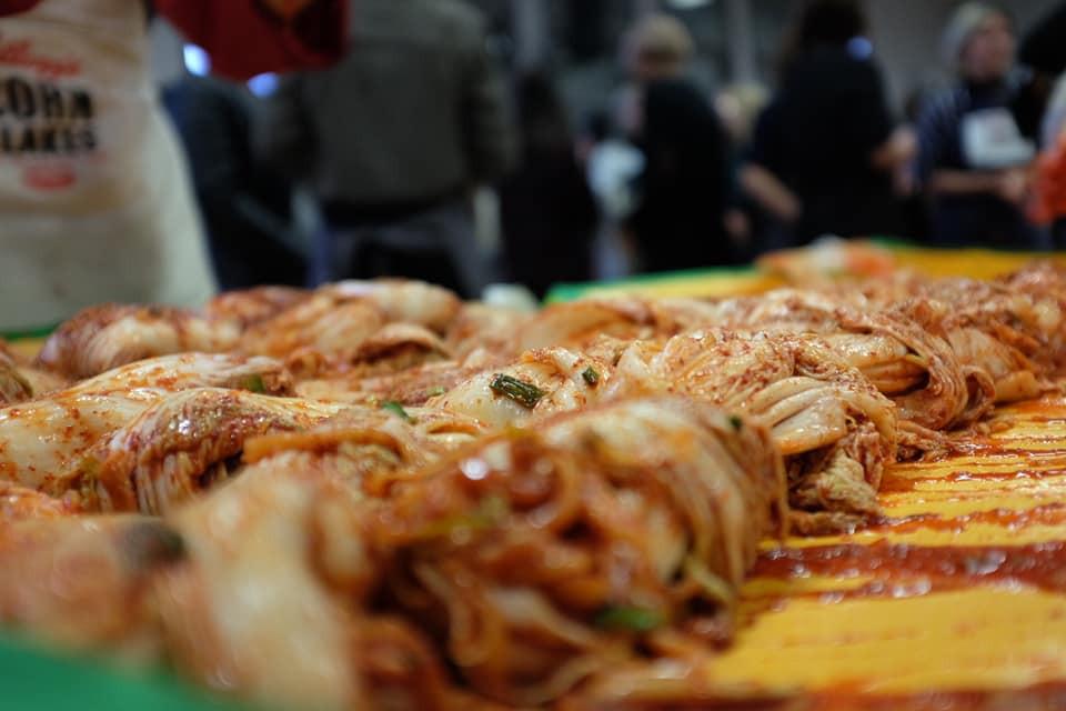 Du Kimchi tout bon tout frais!