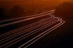 Tracks in the Sun