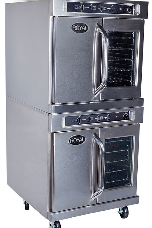 Royal RECO-1 Electric Standard Depth Convection Oven
