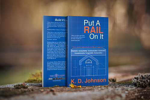 """Put A RAIL On It"" Book"