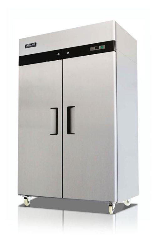 Migali 2 Door Refrigerator C-2R-HC