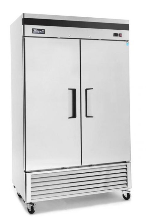 Migali 2 Door Freezer C-2FB-HC