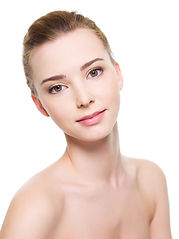portrait-beautiful-young-woman-face-with