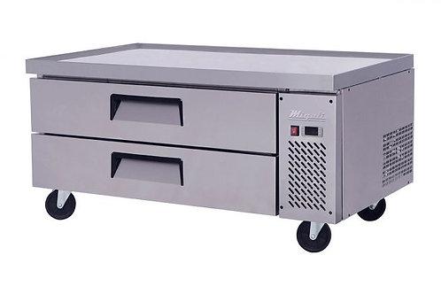 Migali 52″ Wide Refrigerated Chef Base C-CB52-HC