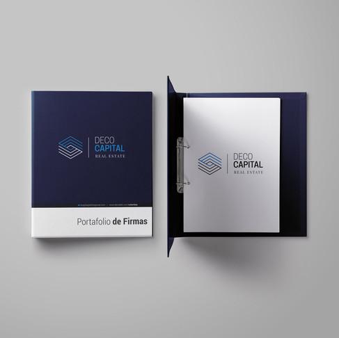 Signature Binder Cover Design & Print
