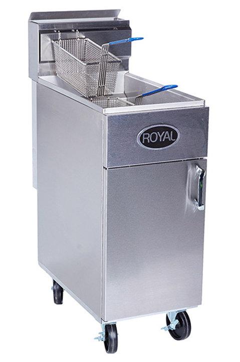 Royal RFT50 Fryer