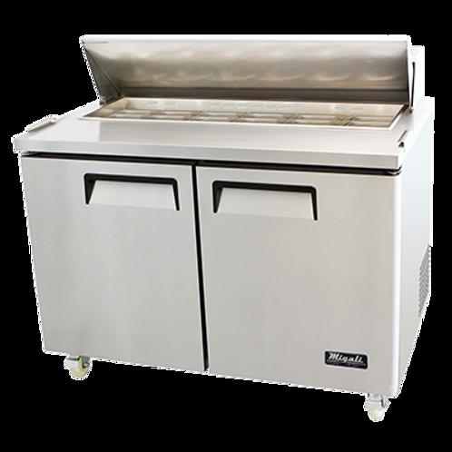 "Migali 48"" Wide Refrigerator C-SP48-12-HC"