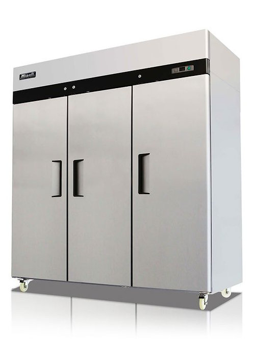 Migali 3 Door Freezer C-3F-HC