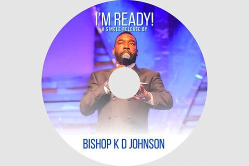 """Put A RAIL On It"" Book & ""I'm Ready! CD Bundle"