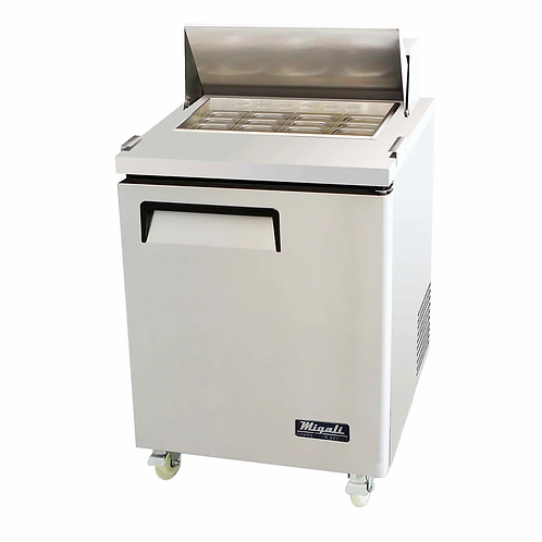 "Migali 27"" Wide Refrigerator, C-SP27-12BT-HC"