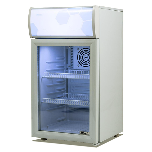 Migali 1 Door Refrigerator C-02RM-HC