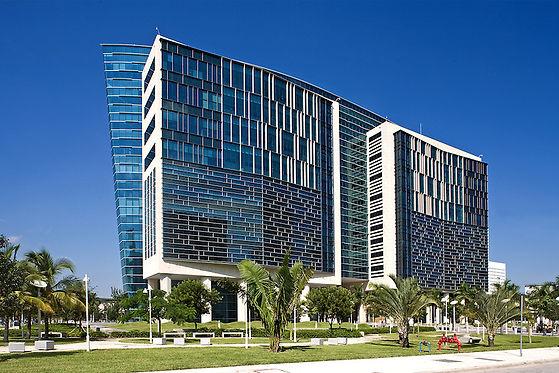 Foto de edificios de oficinas para el abogado criminalista Ricardo P. Hermida en Miami, Coral Gables, condado de Miami-Dade, Florida.