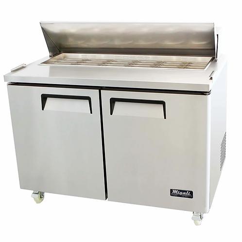 "Migali 48"" Wide Refrigerator, C-SP48-18BT-HC"