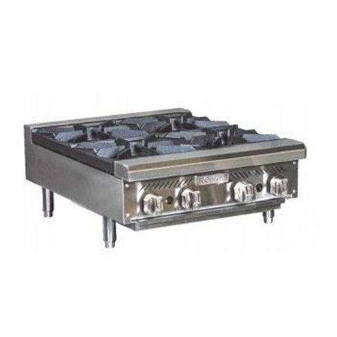 ROYAL RHP-24-4, 4 Burner Hot Plate