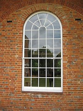 fix arch picture window installation