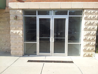 commecial door installation in Miami FL