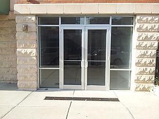 commecial door installation