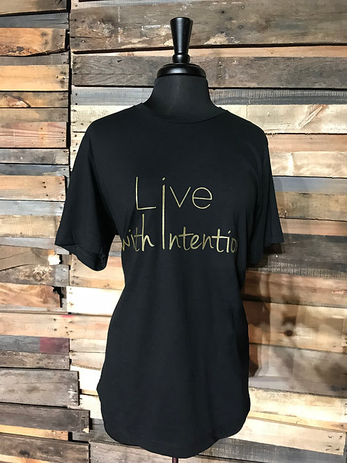 Official Live With Intention T-Shirt