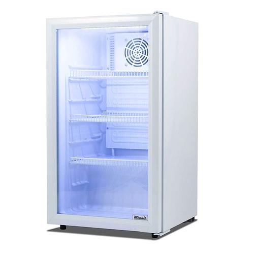 Migali 1 Door Refrigerator C-04RM-HC