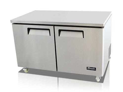 "Migali 60"" Wide Freezer C-U60F-HC"