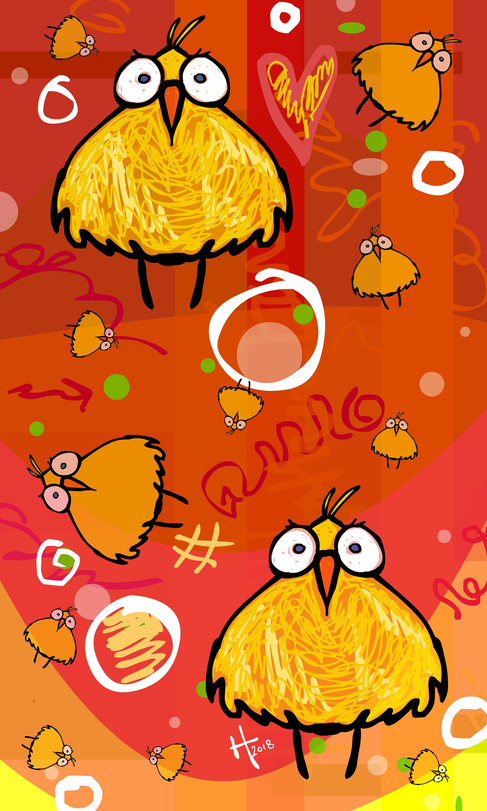 Birdz 2 by 2