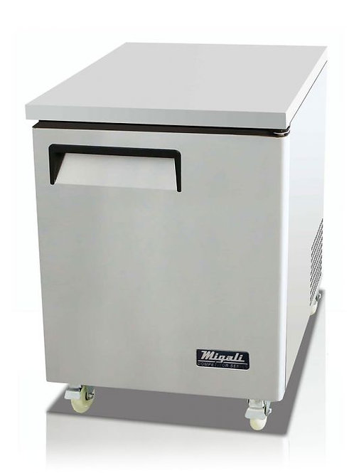 "Migali 27"" Wide Refrigerator C-U27R-HC"
