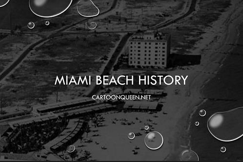 Miami Beach History