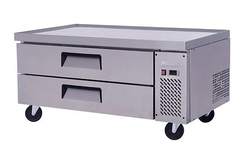 "Migali 48"" Wide Chef Base Refrigerator C-CB48-HC"