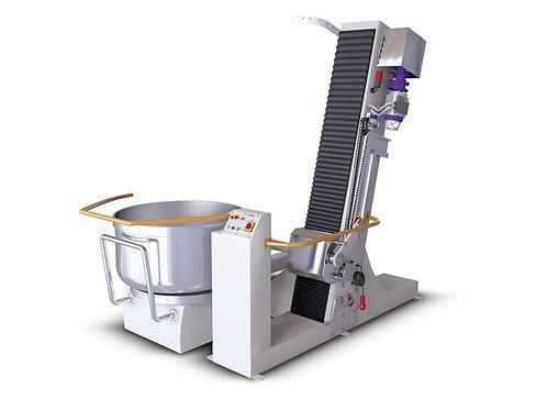Automatic Bowl Tilting Machine