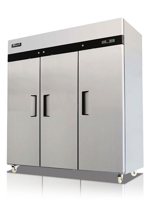 Migali 3 Door Refrigerator C-3R-HC