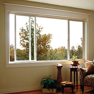 horizontal sliding window installation