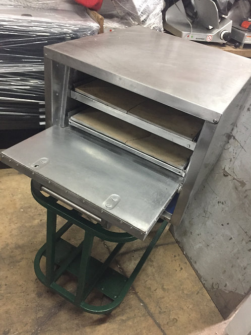 Bakers Pride P-18S Electric Countertop Pizza / Deck Oven - 240V