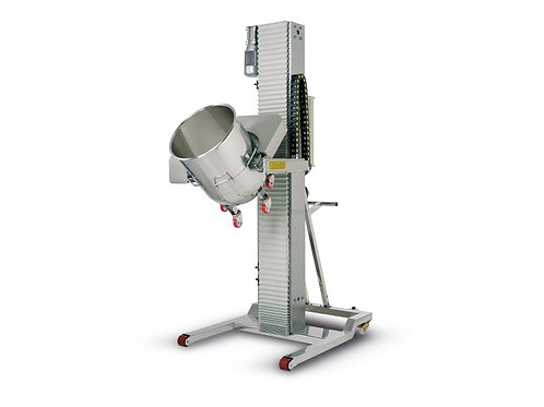 Automatic Bowl Tilting Machine for Planetary Mixer