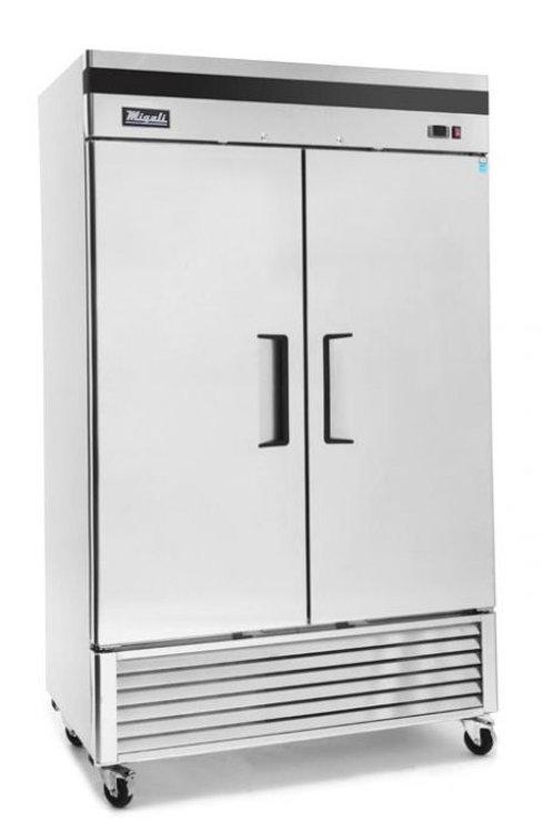 Migali Slim 2 Door Freezer C-2FB-35-HC