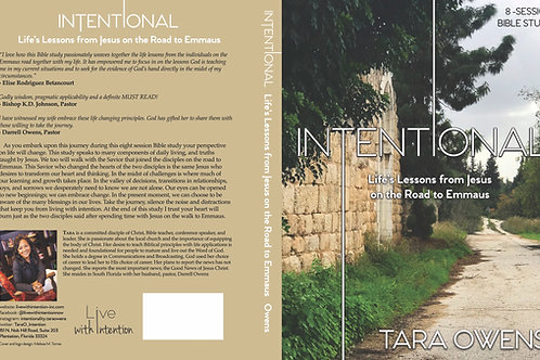 Intentional: An 8-Session Bible Study Book