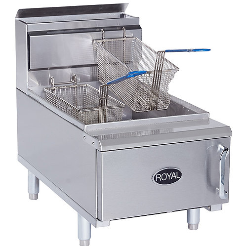 Royal RCF-25 Counter-top Fryer