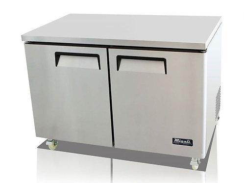 "Migali 48"" Wide Refrigerator C-U48R-HC"