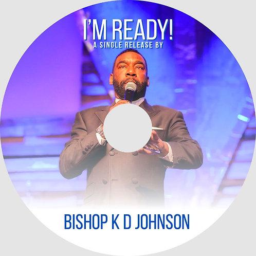 I'm Ready! CD