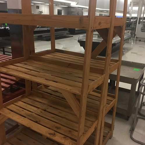 SUPERMARKET PRODUCE TABLES - CALL FOR PRICE