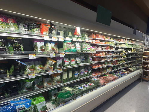 PRODUCE DISPLAY CASES SUPERMARKET CASE - CALL FOR PRICE