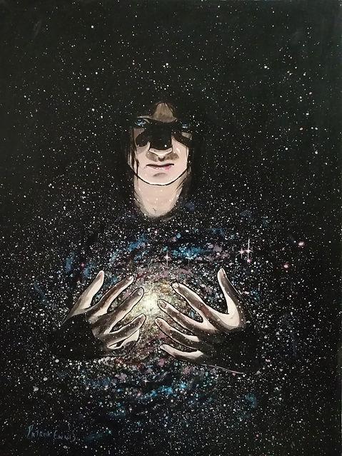 space art, universal, galaxy, gothic