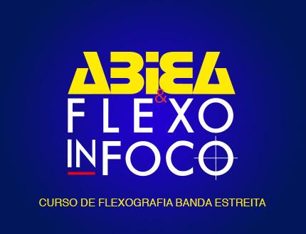 CURSO FLEXOGRAFIA BANDA MÉDIA/ESTREITA - 25 de ABRIL de 2019