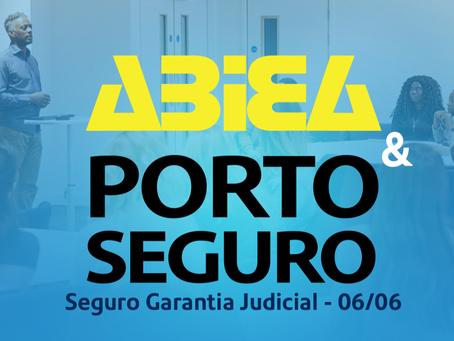 Palestra Porto Seguro - SEGURO GARANTIA JUDICIAL