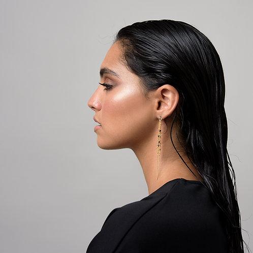Eva Earrings -Gold Filled