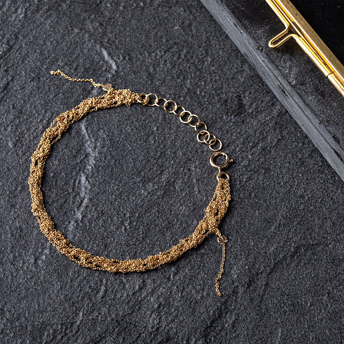 Cora Bracelet Gold 14k