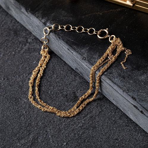 Pia Bracelet Gold 14k