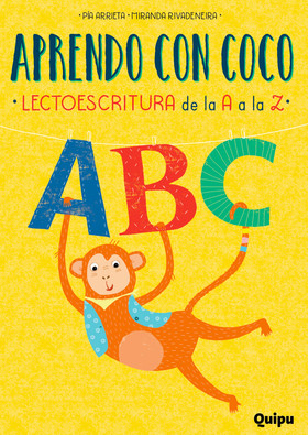 "School Book ""Aprendo con coco ABC"""
