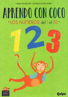 "School Book ""Aprendo con coco 123"""