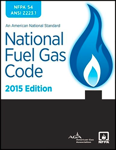 6 hour Gas Code Update for 2021, 2020