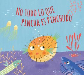 """Book """"No todo lo que pincha es pinchudo"""""""